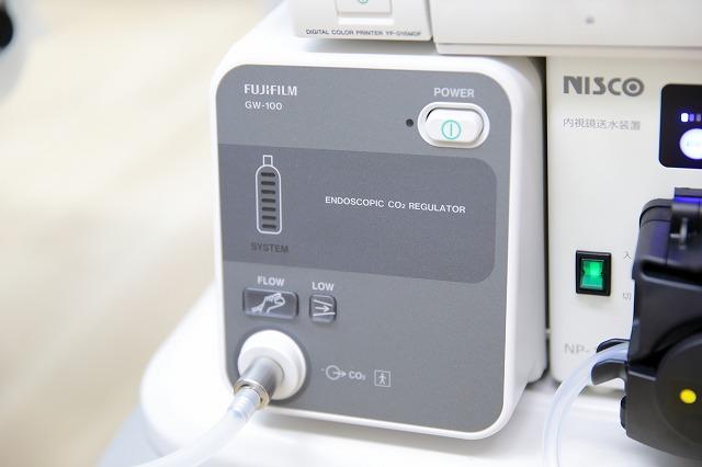 内視鏡炭酸ガス送気装置
